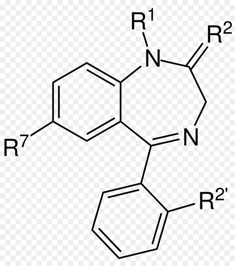 Diazepam Benzodiazepine Chemical Formula Molecular Formula