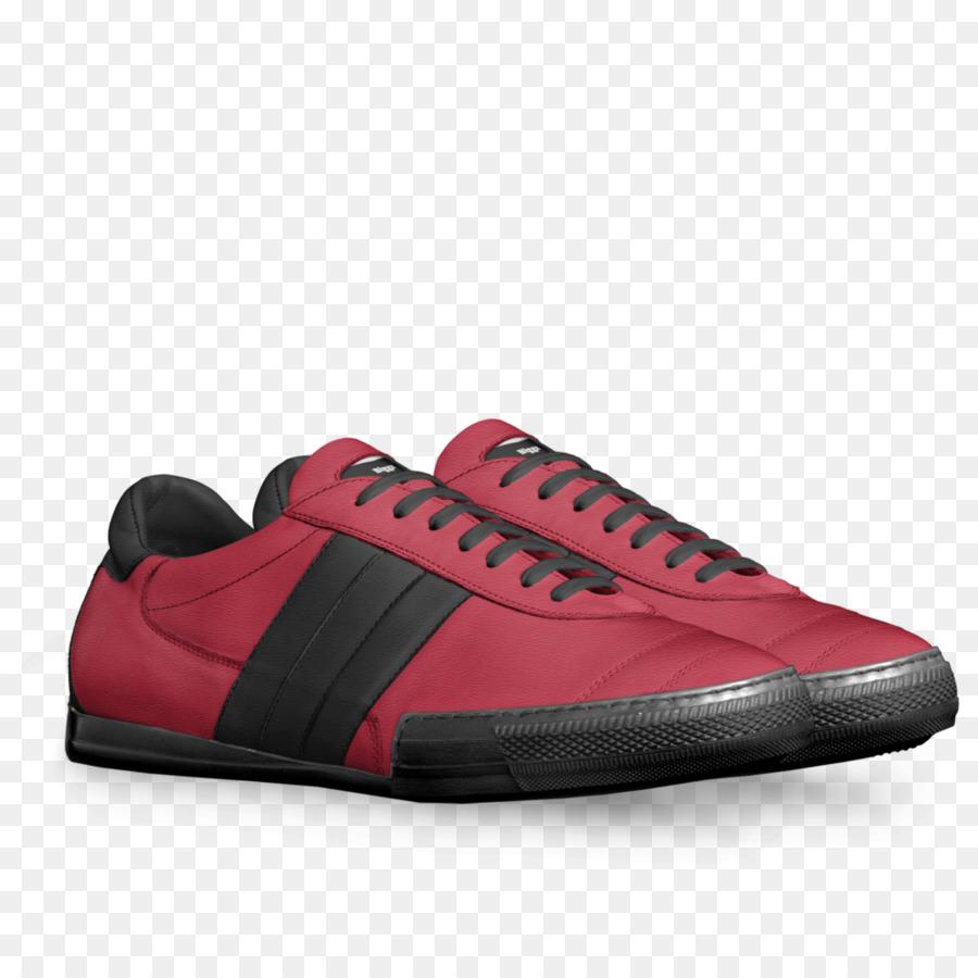 Streifen Italienische Skate Schuh Leder Flagge Sneakers High Top BrotsQhdCx