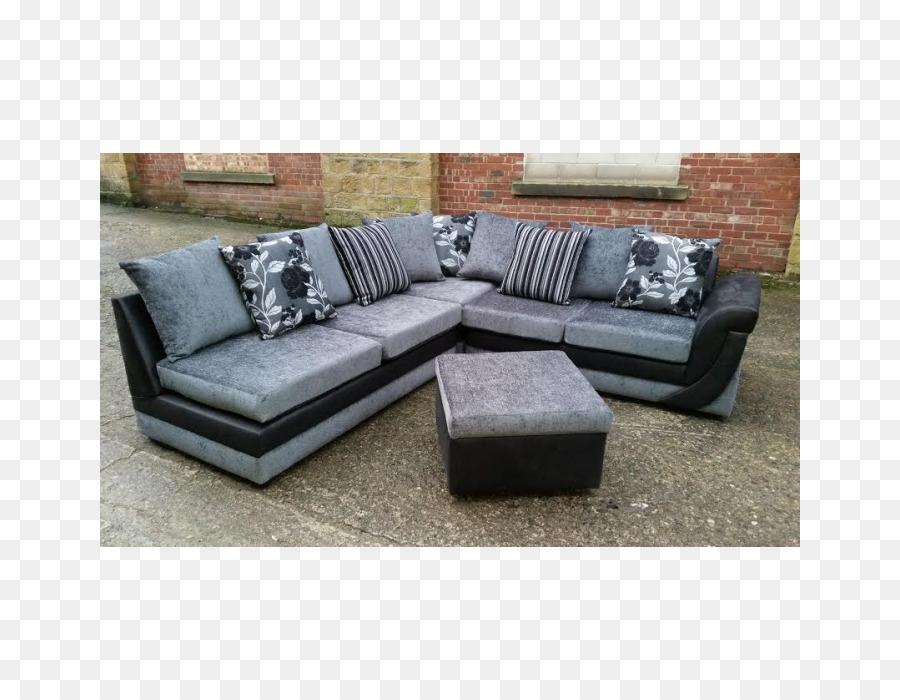 Sofa Bett Couch Wohnzimmer Möbel Chaise longue - exquisiten Rattan ...