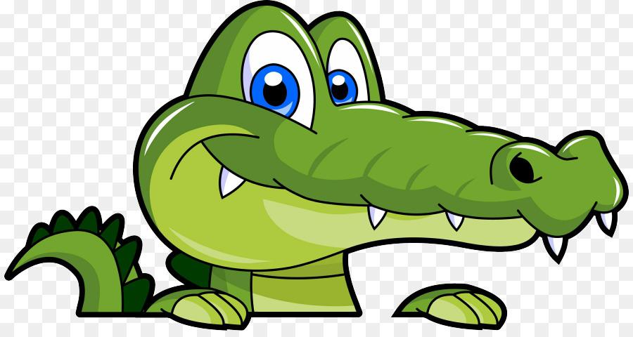 alligators cartoon clip art alligator cartoon png download 888