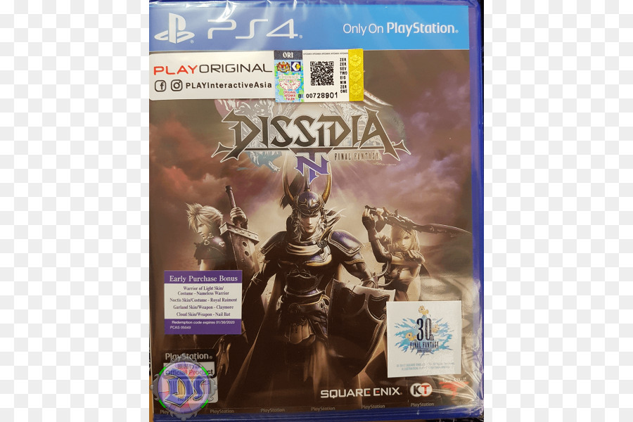 Dissidia final fantasy nt game | ps4 playstation.