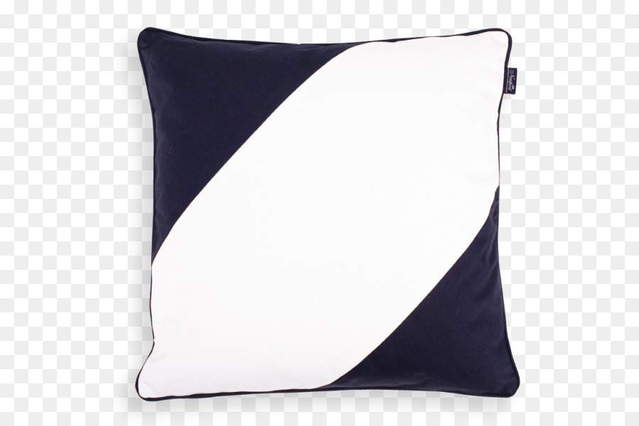 Throw Pillows Cushion Newport White Diagonal Stripes Png Download Custom Newport Feather Decorative Pillow