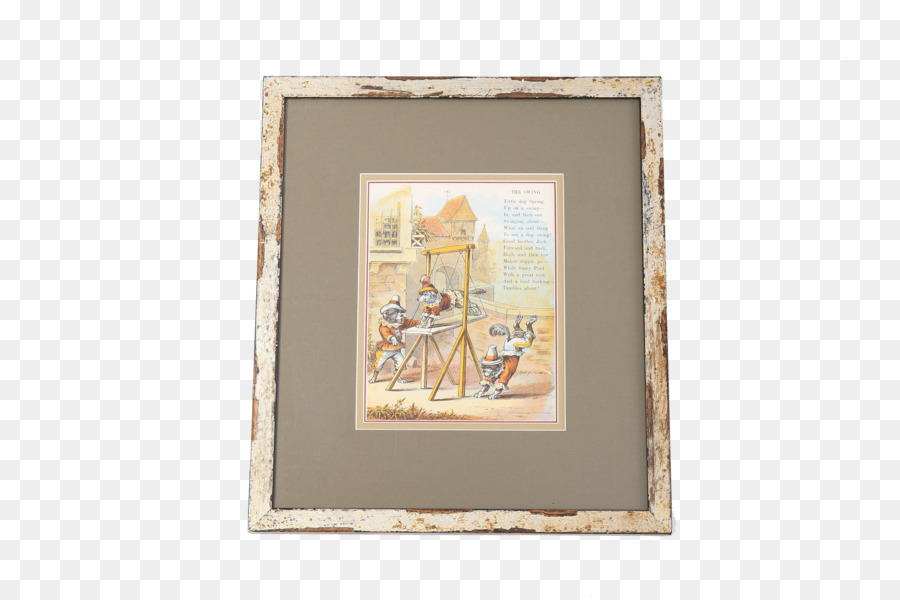 Nursery rhyme Picture Frames Rectangle - Nursery watercolor png ...