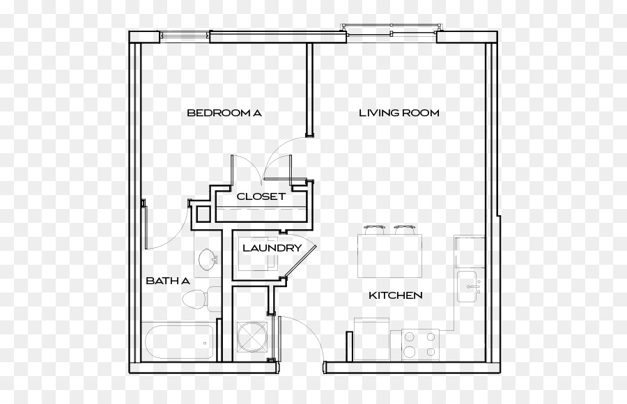Technical Drawing Engineering Floor Plan Design Png 570 Free Transparent