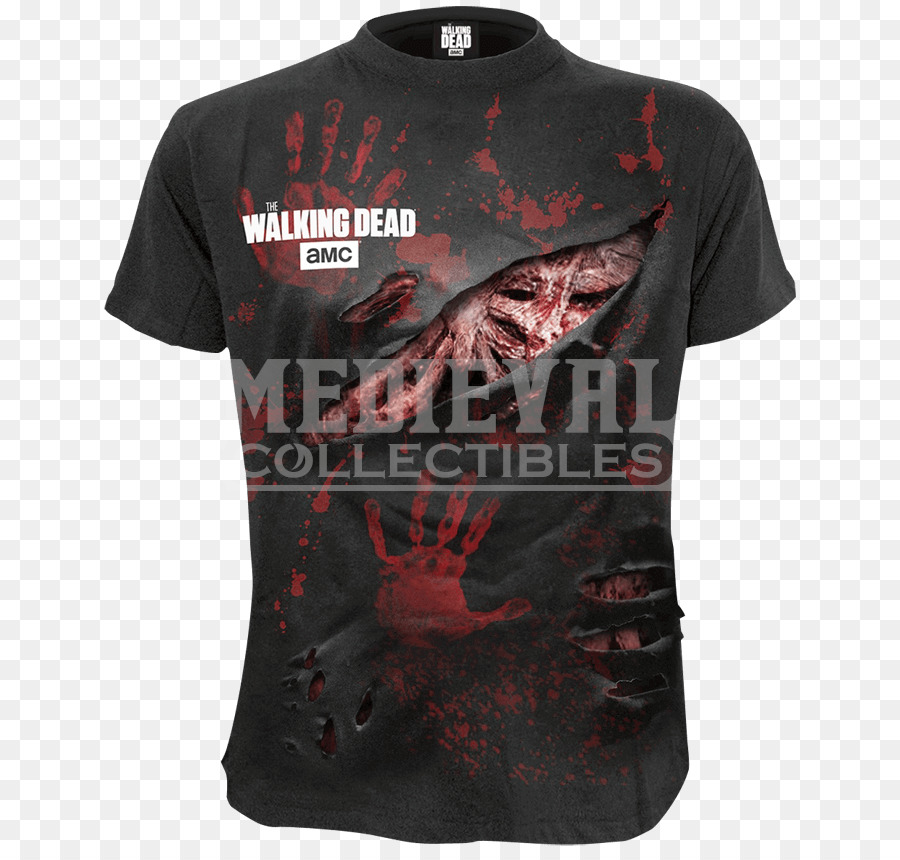 T-shirt Infected Aiden Clothing - T-shirt png download - 850*850 ...
