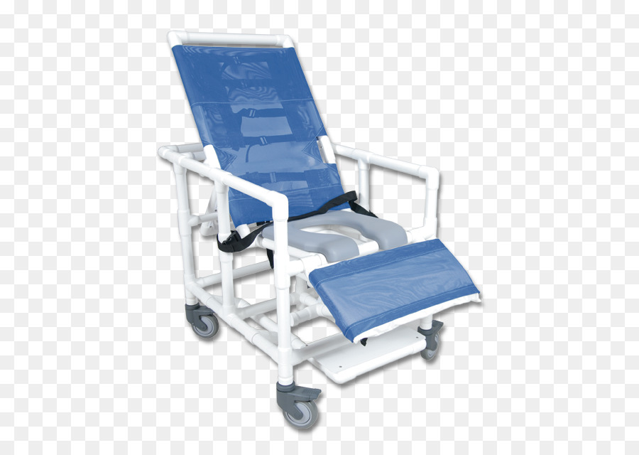 Recliner Commode chair Commode chair Shower - chair png download ...
