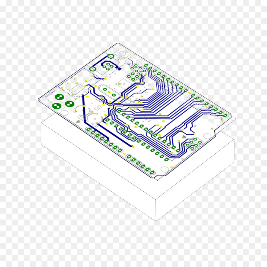 Printed Circuit Board Page Layout Mehrlagenplatine Design
