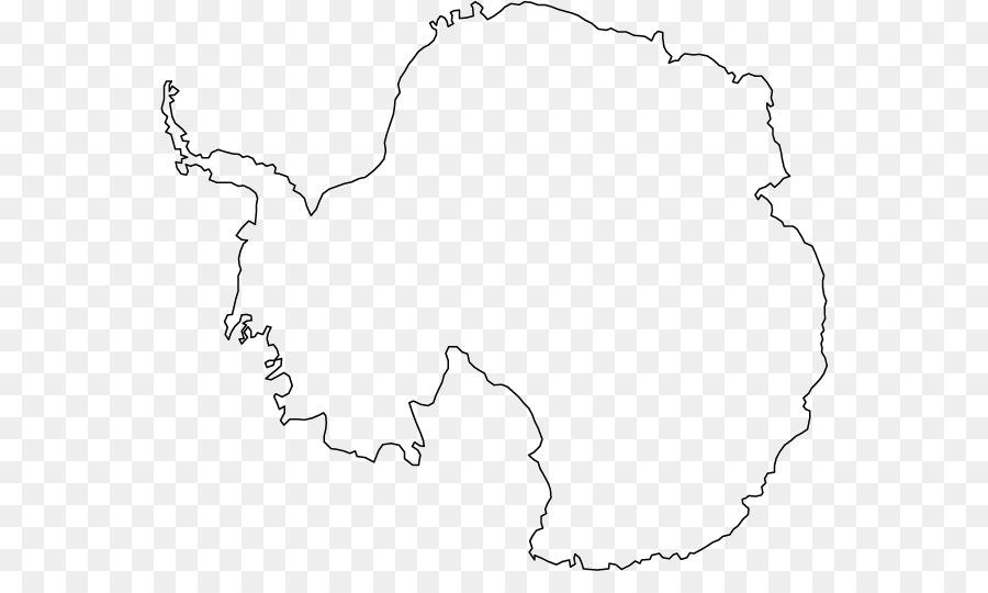 Antarctica Coloring Book World Map   Map