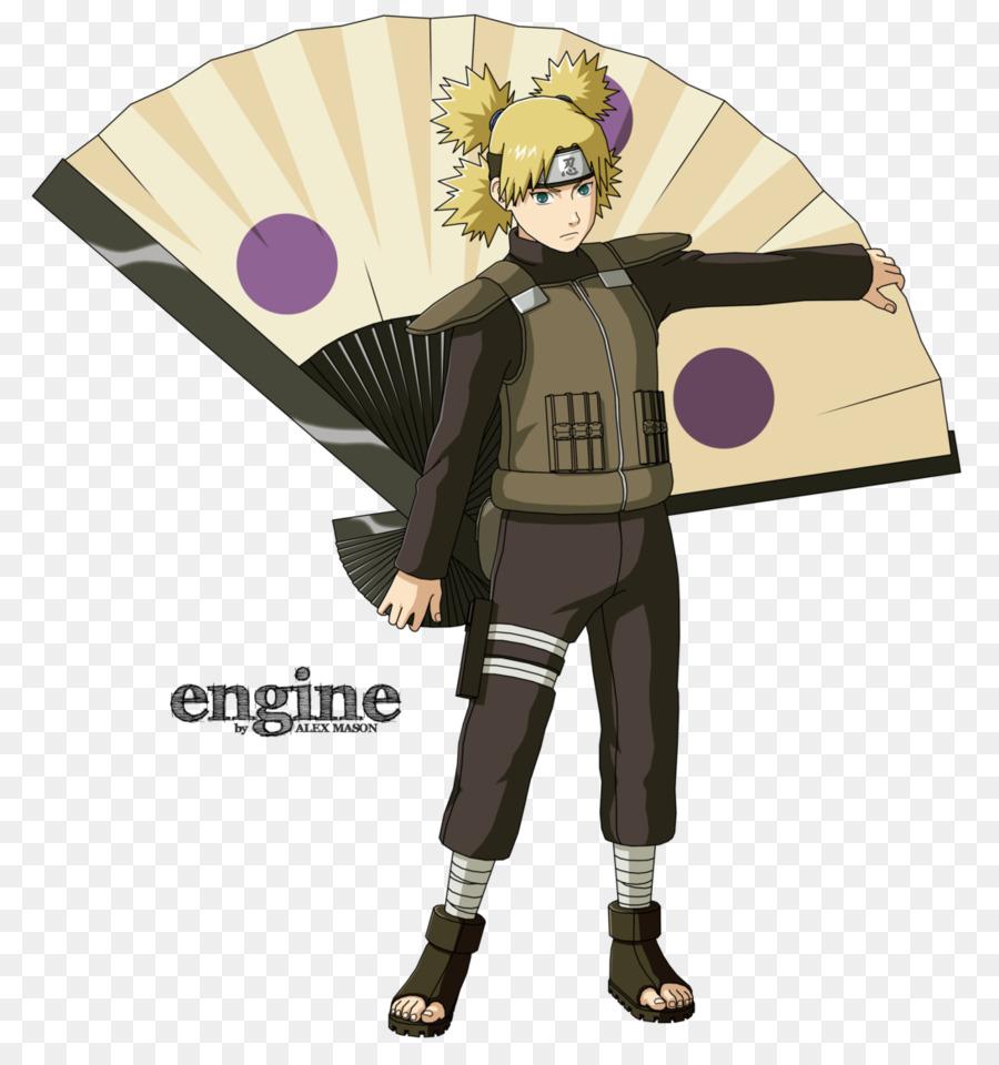 temari Naruto character shippuden