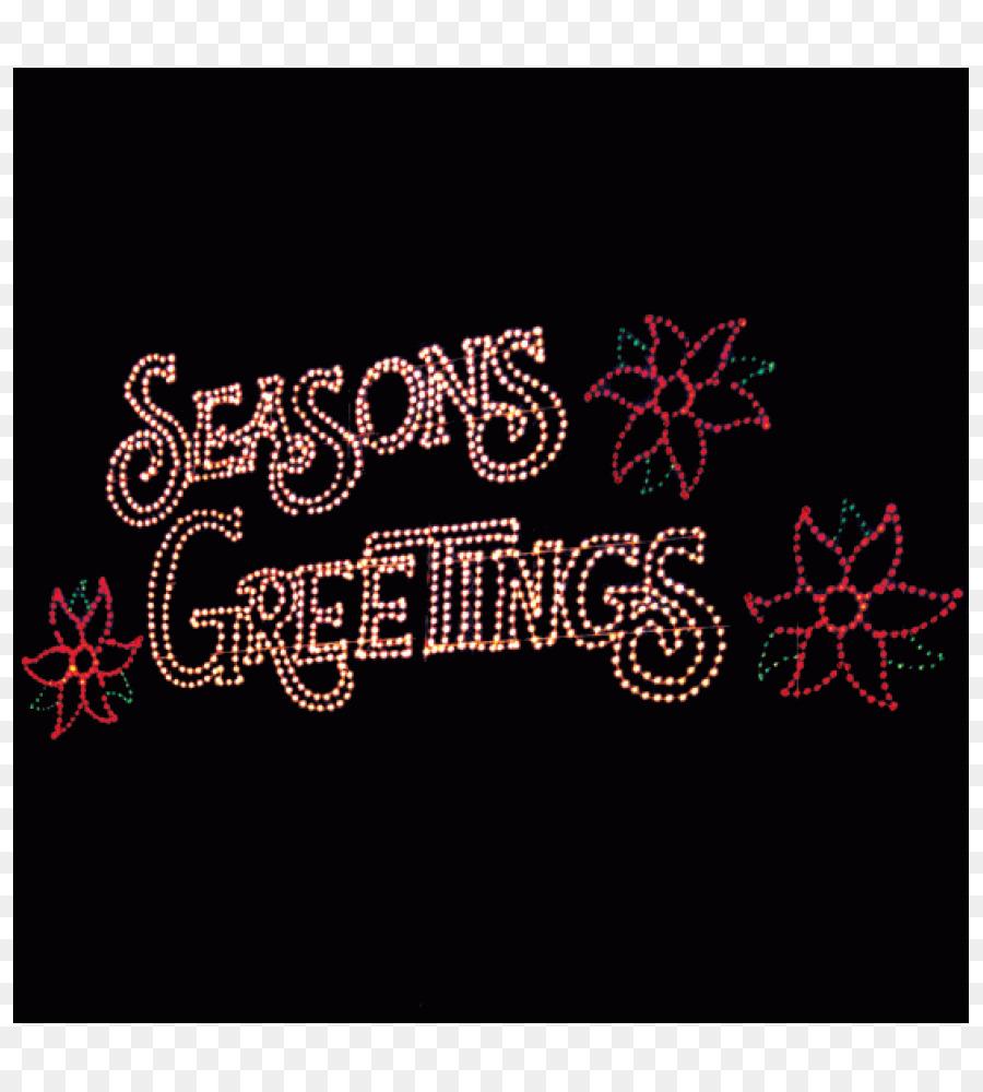 Visual Arts Christmas Decoration Font Season Greetings Png