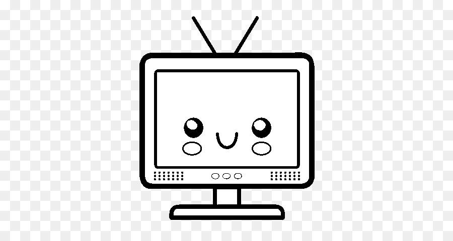 Gambar Televisi Lukisan Mewarnai Buku Lukisan Unduh Teks