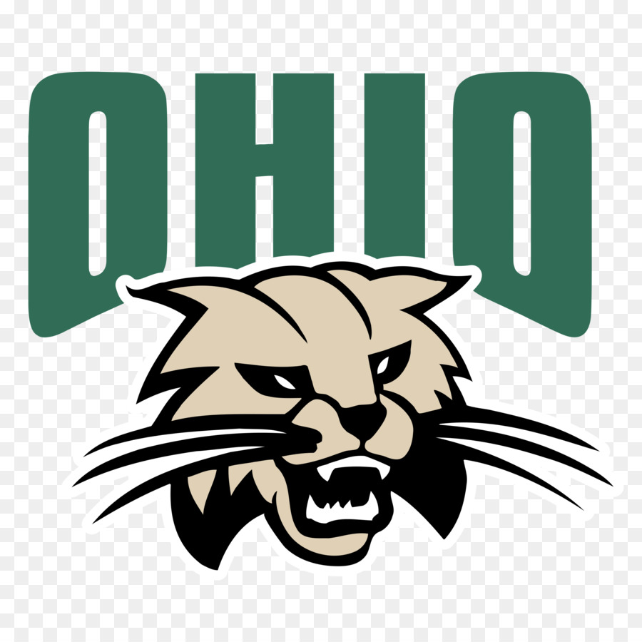 Ohio University Ohio Bobcats Football Logo Logo Predator Png