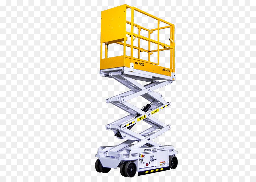 Elevator Wiring diagram Aerial work platform Genie Architectural engineering - scissor lift png download - 484*640 - Free Transparent Elevator png Download.