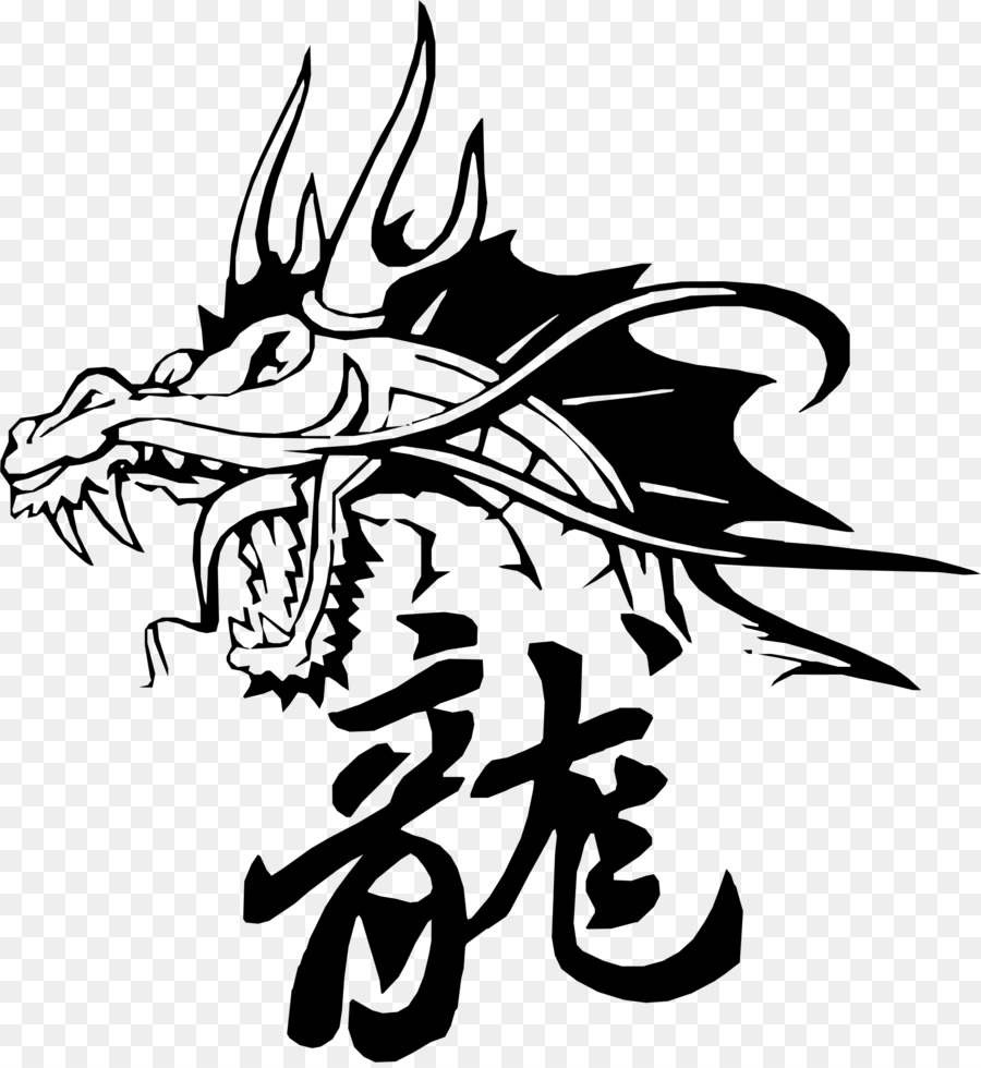 Chinese Dragon Tattoo Japanese Dragon Dragon Png Download 2200