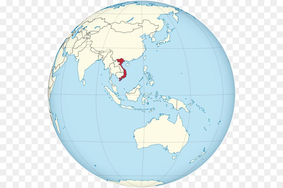 Globe Thailand World map - globe png download - 600*600 - Free ...