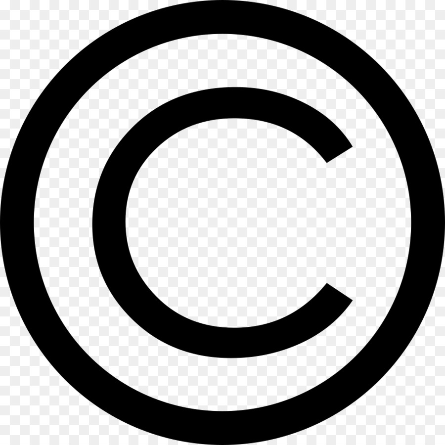 Copyright Symbol All Rights Reserved Registered Trademark Symbol
