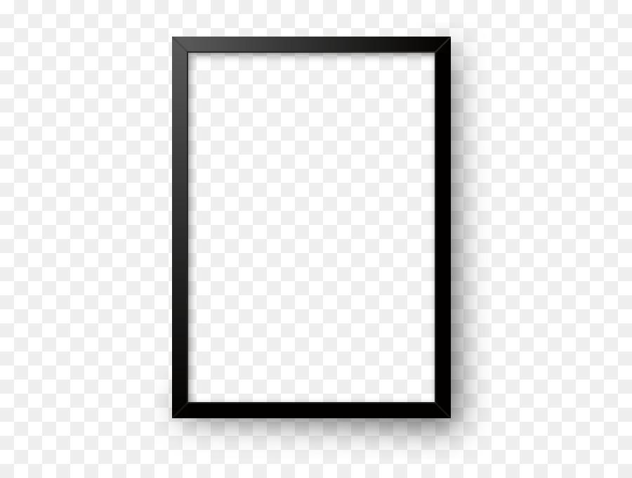 Marcos de Ventana que enmarca fotograma de la Película - bisel negro ...