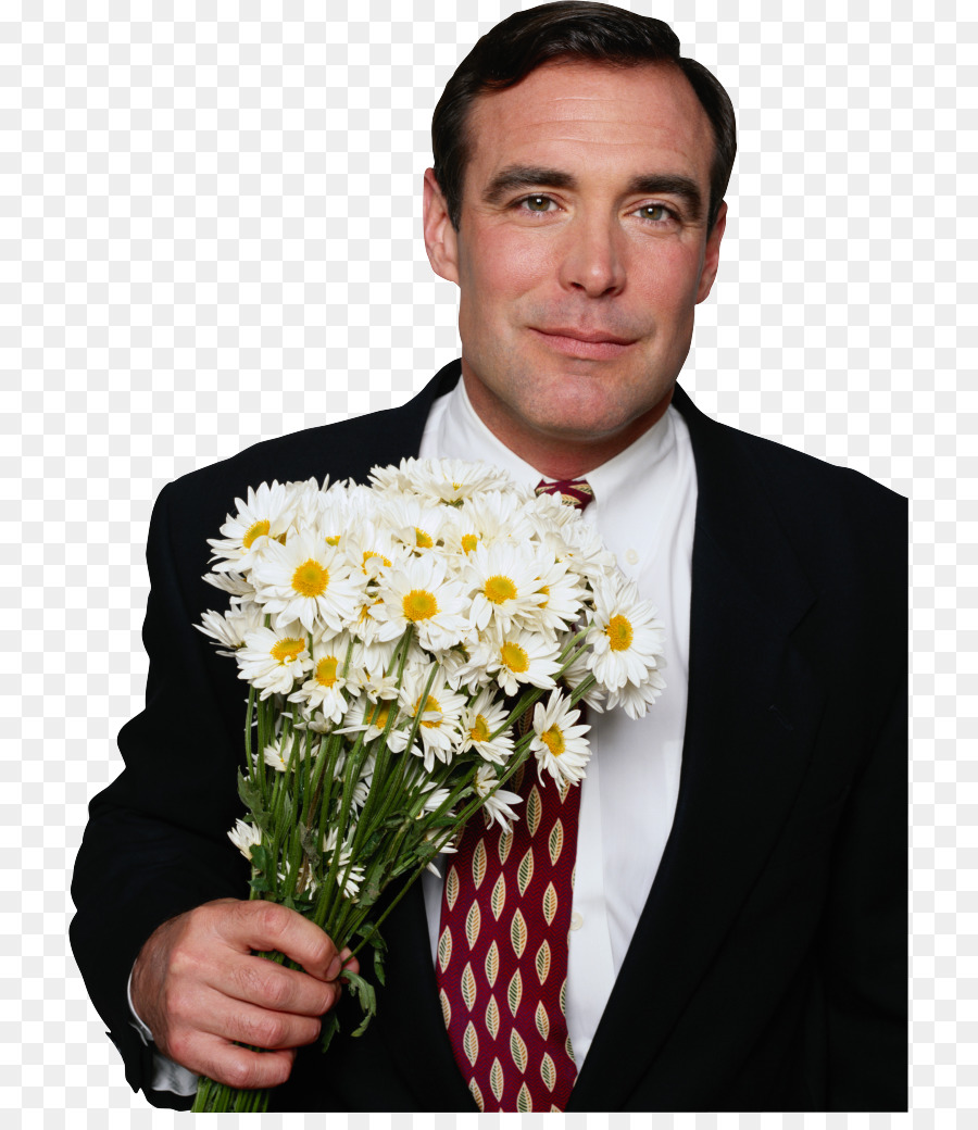 Floral Design Man Flower Bouquet Clip Art Man Png Download 773