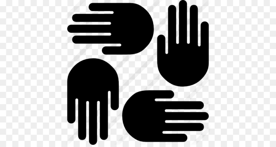 Computer Icons Social Work Consultant Support Hand Png Download