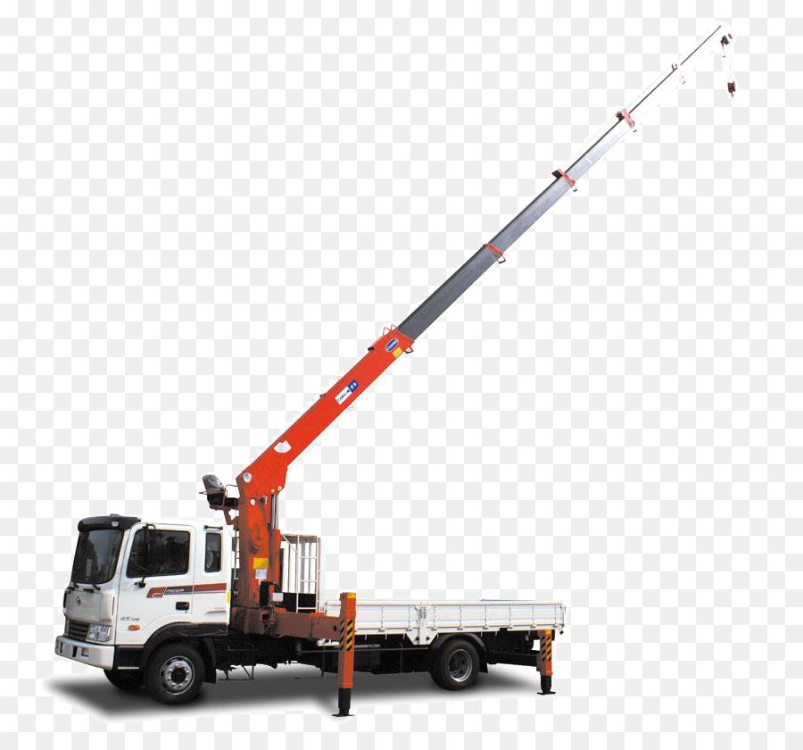 Crane Truck Hino Motors Dongfeng Motor Corporation Car - crane