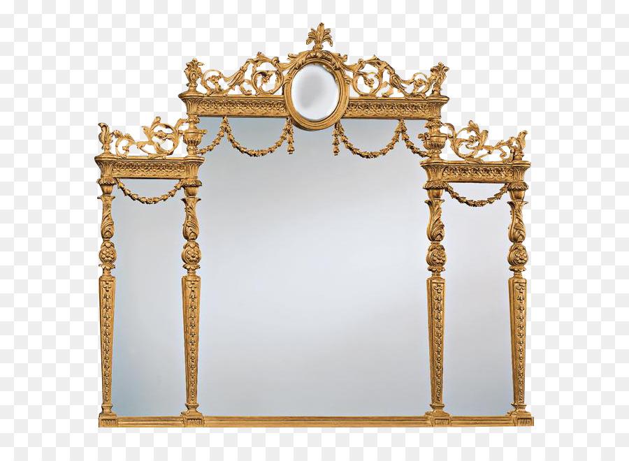 Picture Frames Mirror Decorative Arts Adam Style Fireplace Mantel