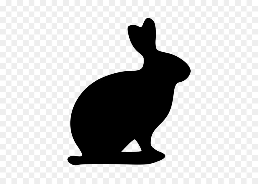 Easter Bunny Rabbit Symbol Clip Art Rabbit Png Download 1600