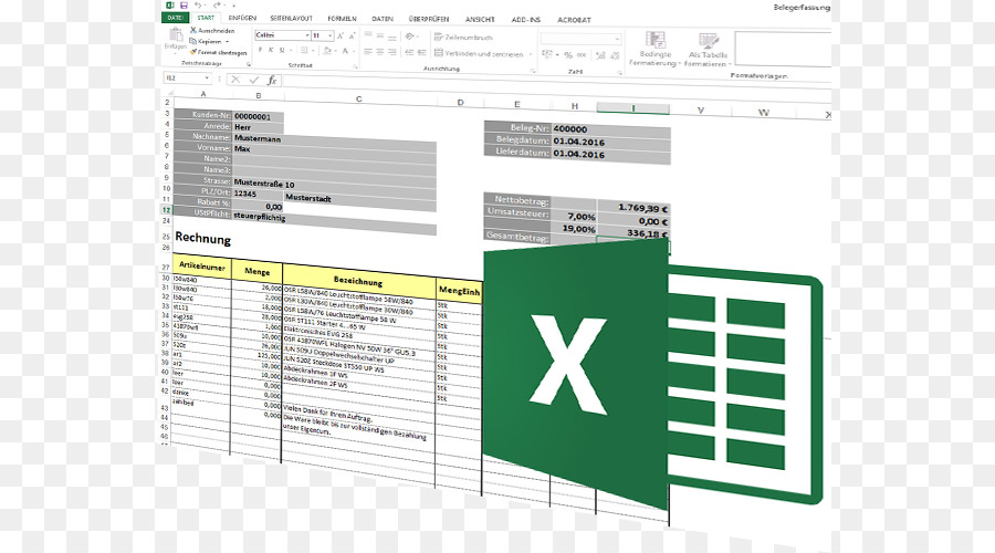 Microsoft Excel Text png download - 800*500 - Free Transparent