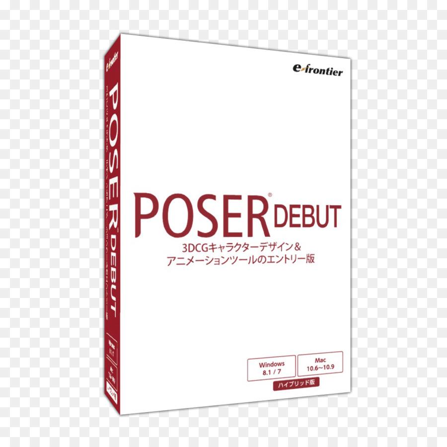 POSER Figure Studio POSER Figure Magic: 理想のフィギュア作成への道