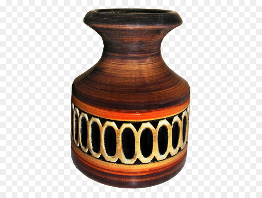 Pottery Vase Ceramic Clay Clip Art Vase Png Download 500668