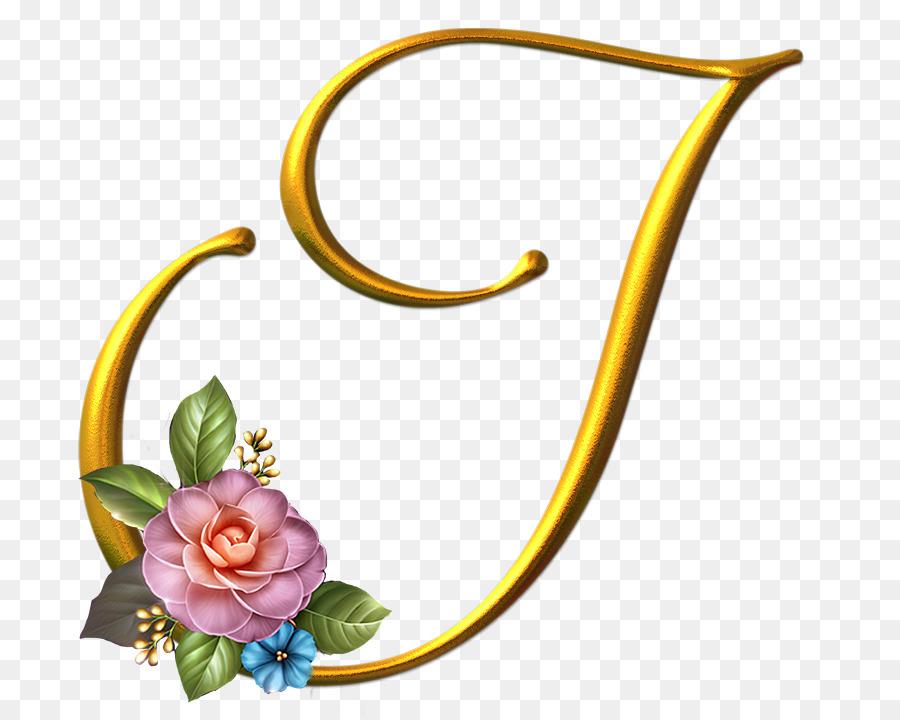 Alphabet Letter Borders and Frames Flower - flower Formatos De ...