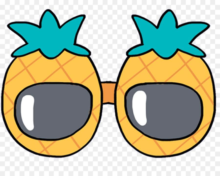 Occhiali Da Sole Kawaii Clip Art Occhiali Da Sole Scaricare Png