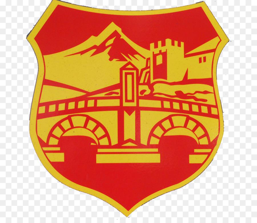 JSP Skopje Escudo de armas de FK Skopje Vardar Escudo - Los Santos ...