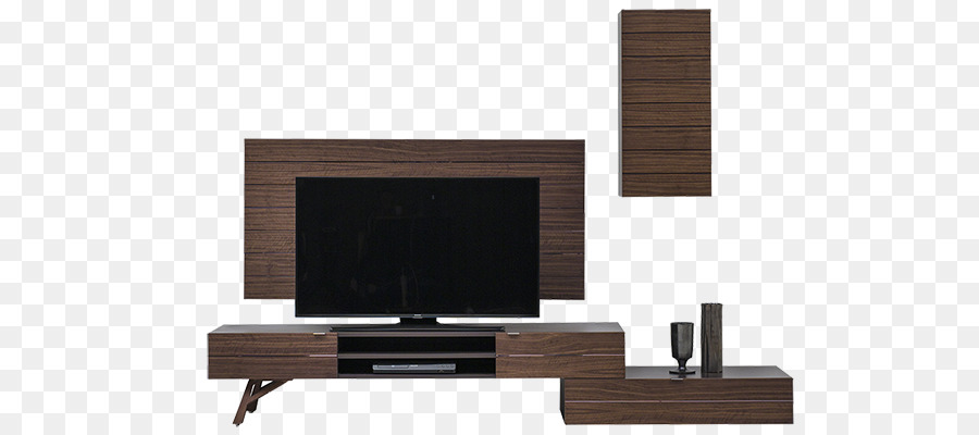 Coffee Tables Television Wall unit House - tv unit png download ...
