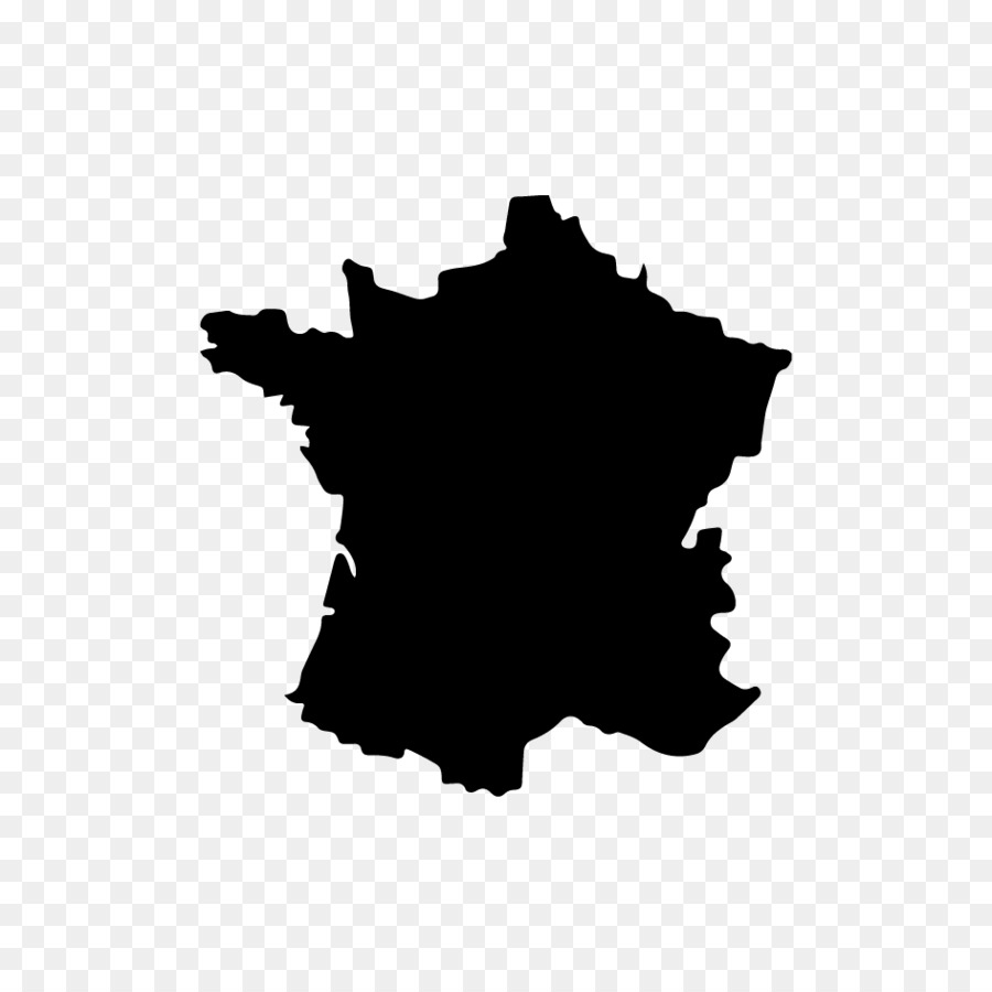 Map France 945.Silhouette Tree Png Download 945 945 Free Transparent France Png