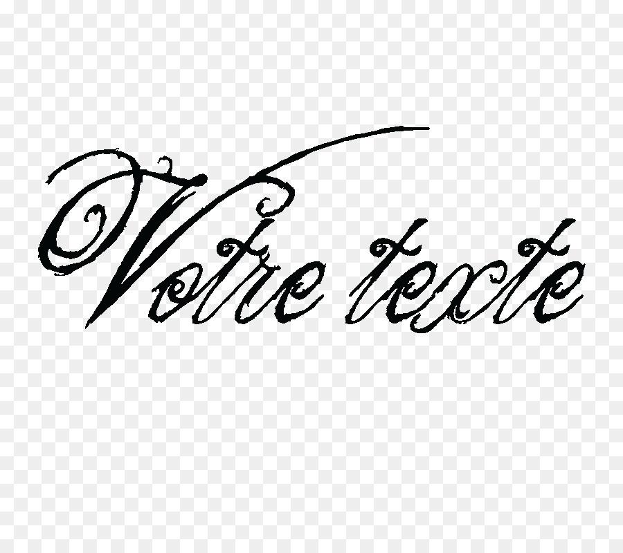 Typography Calligraphy Letter V Font