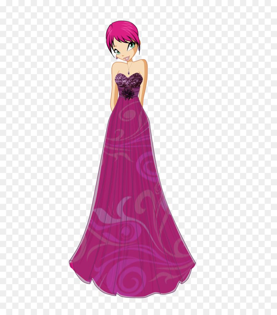 Vestido de noche de color Rosa vestido de Novia Bordado - traje ...