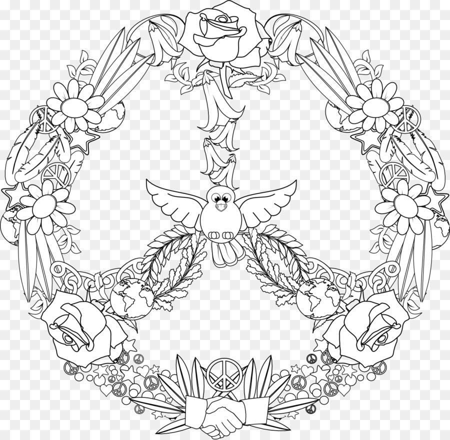 Peace Symbols School Day Of Non Violence And Peace World Peace