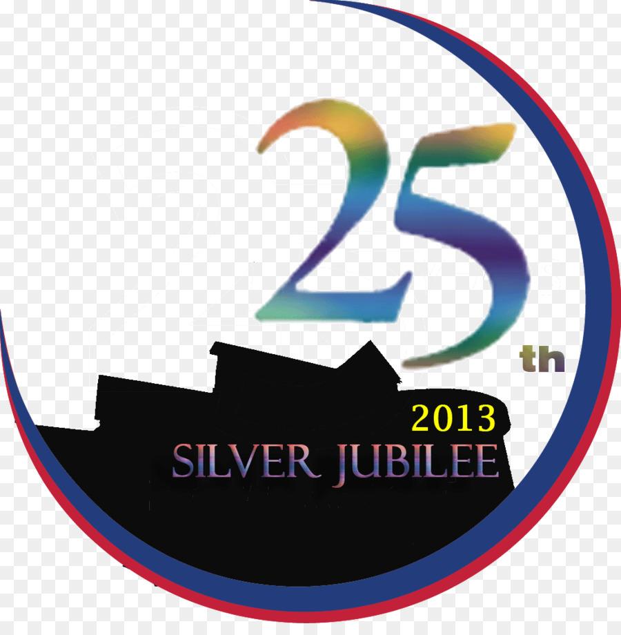 Logo Brand Silver Jubilee Font Silver Png Download 10451049