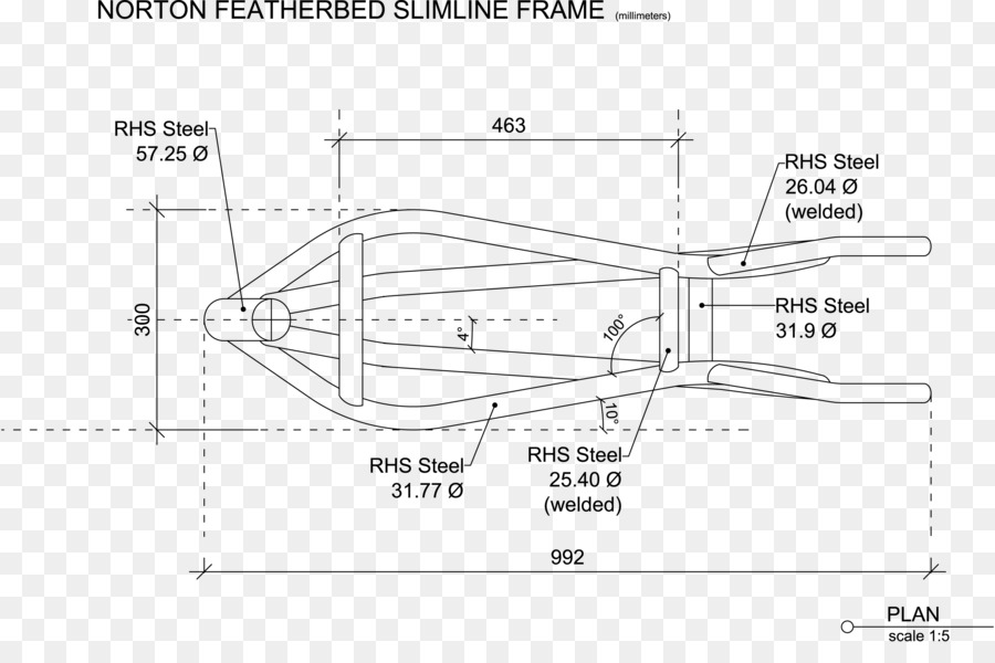 Technical drawing Diagram Car - engineering drawing png download ...