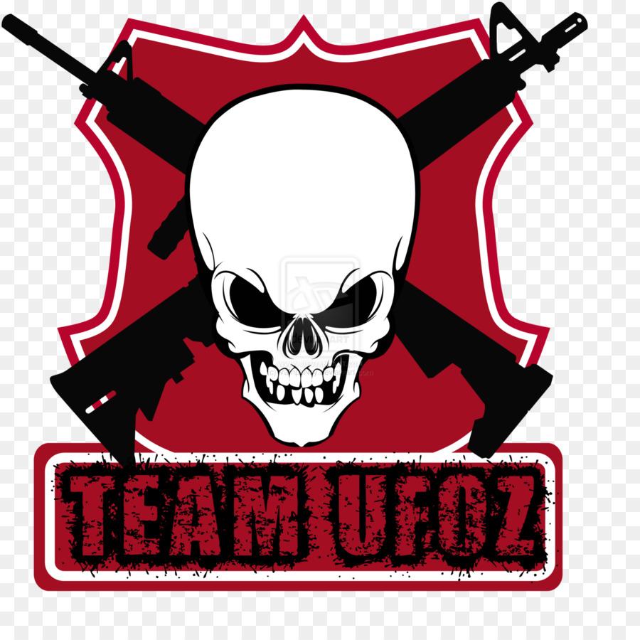 Skull Hard Core Logo Font Skull Png Download 16001565 Free