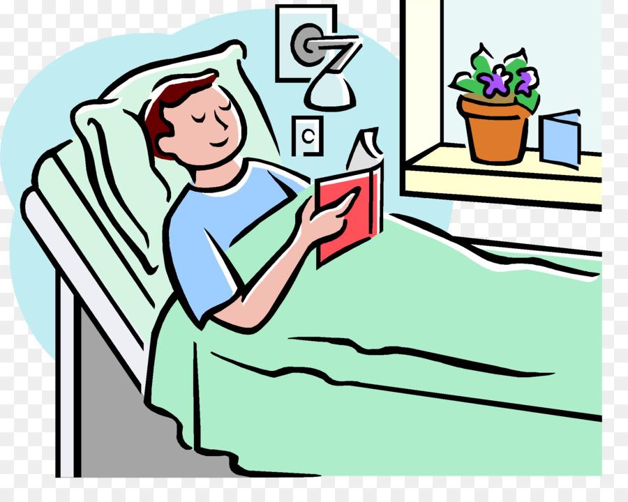 patient hospital bed clip art sick man png download 2061 1636 rh kisspng com Being Sick Clip Art sick person in bed clipart