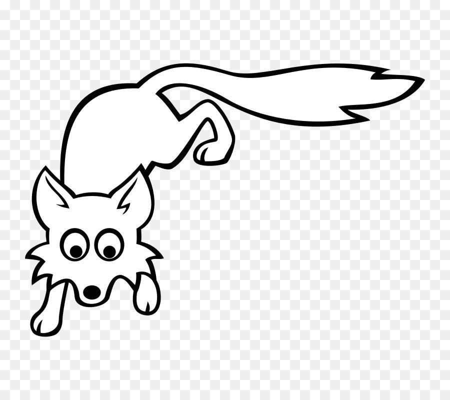Zorro ártico Dibujo del zorro Rojo Clip art - zorro ártico png ...