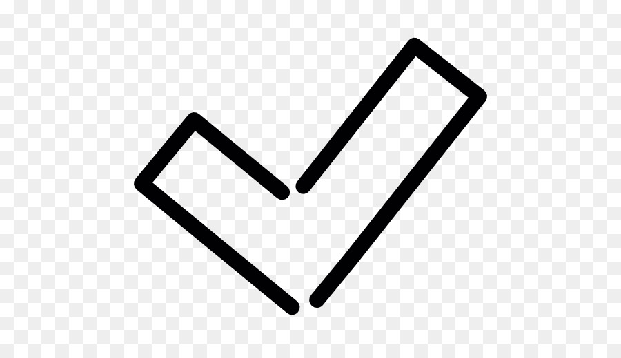 Check Mark Computer Icons Symbol Symbol Png Download 512512