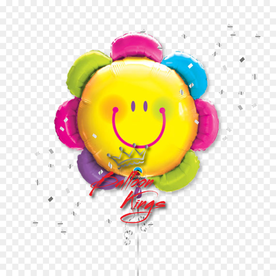 Toy balloon Flower bouquet Gift - balloon png download - 1280*1280 ...