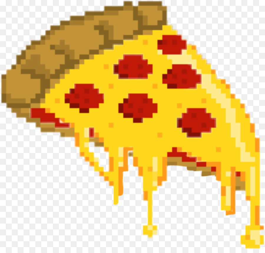 Pizza Hut Pixel Art Pizzaria