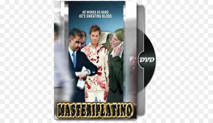 Dexter Morgan Dexter - Temporada 4 De La Televisión Cartel Drama ...