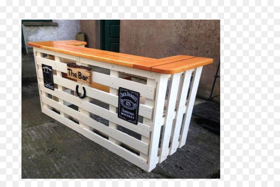 Berühmt Paletten-Bar Holz Stuhl Haus - Holz png herunterladen - 842*595 ZE57