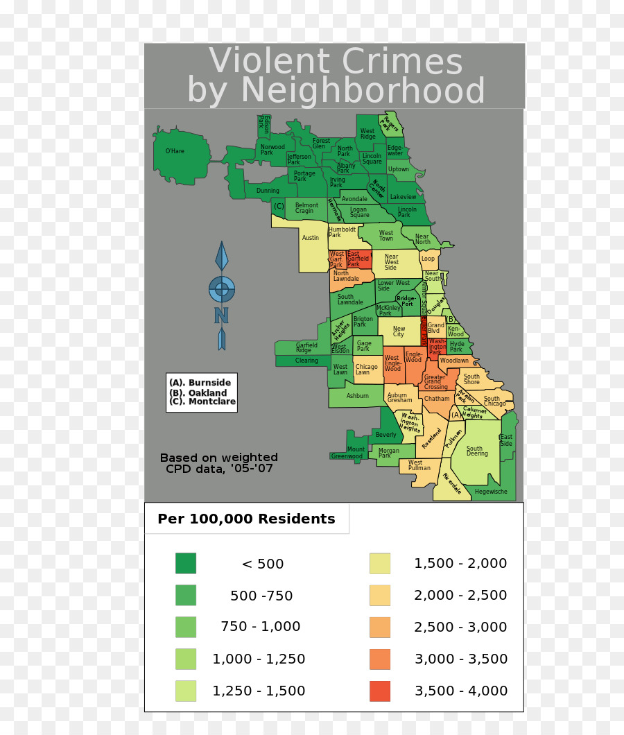 East Garfield Park Englewood Crime in Chicago Crime statistics ...