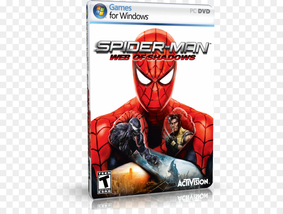 spider man web of shadow game download for pc