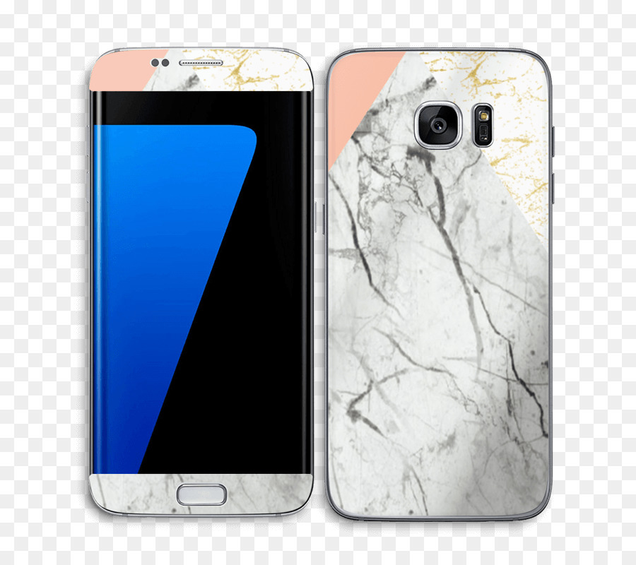 Fabelaktig iPhone X iPad Air Marble Gold - samsung galaxy s7 edge template GB-44